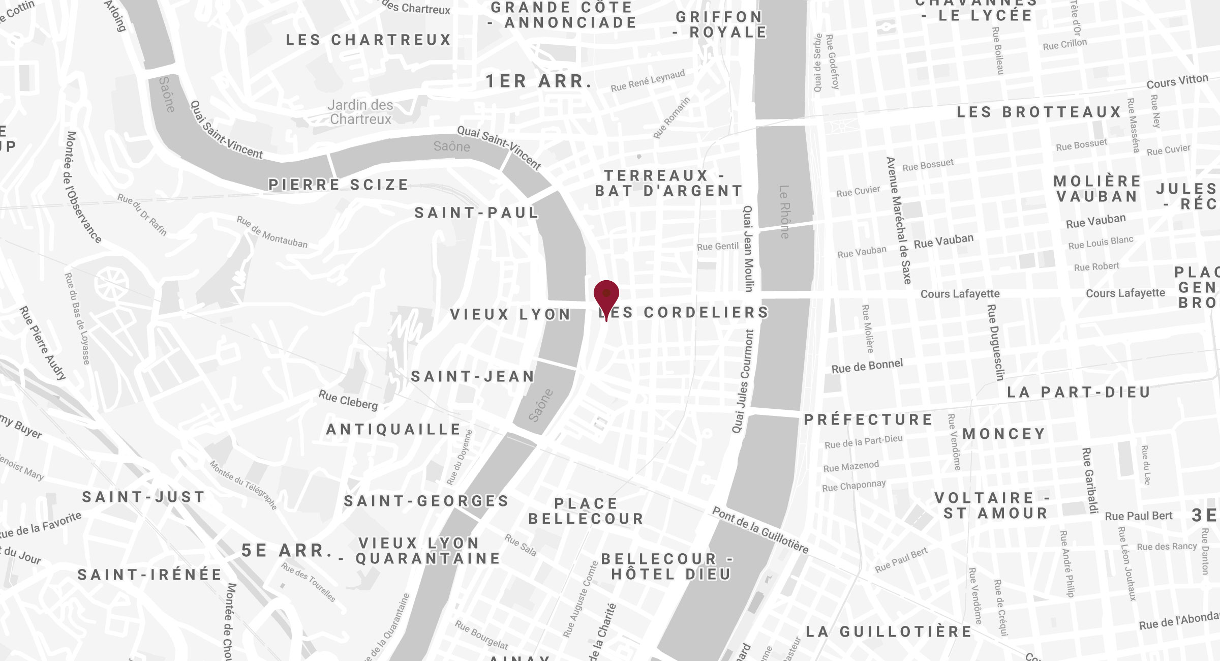 Restaurant Quai Saint Antoine